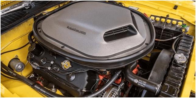 TorqueFlite automatic transmission