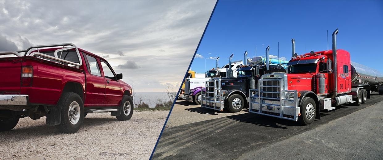 Semi-Truck and Heavy Equipment Appraisals