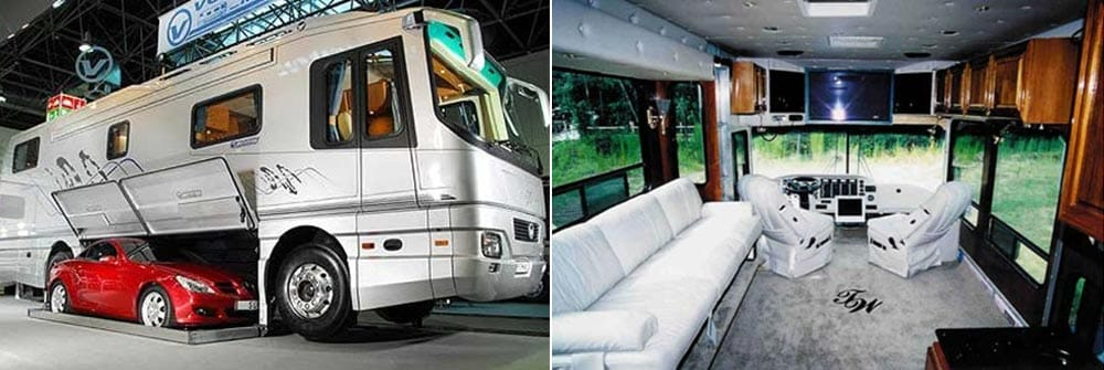 Motor Homes and RV Appraisals