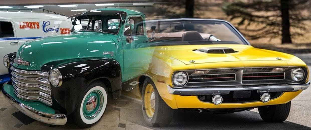 Classic & Muscle Car Certified Auto Appraisals