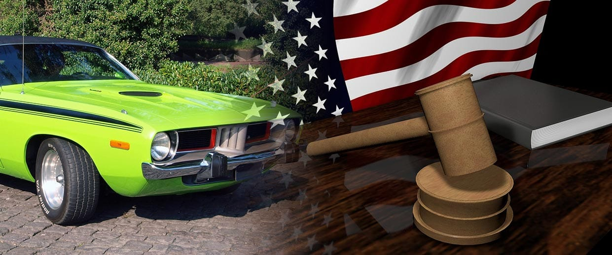 Court Ordered and Expert Witness Vehicle Appraisals