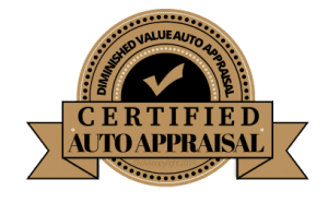 Vehicle Certified Appraisals