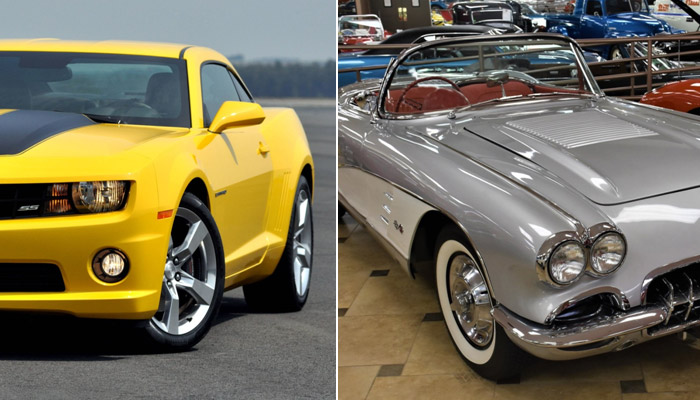 Muscle Cars Appraisals
