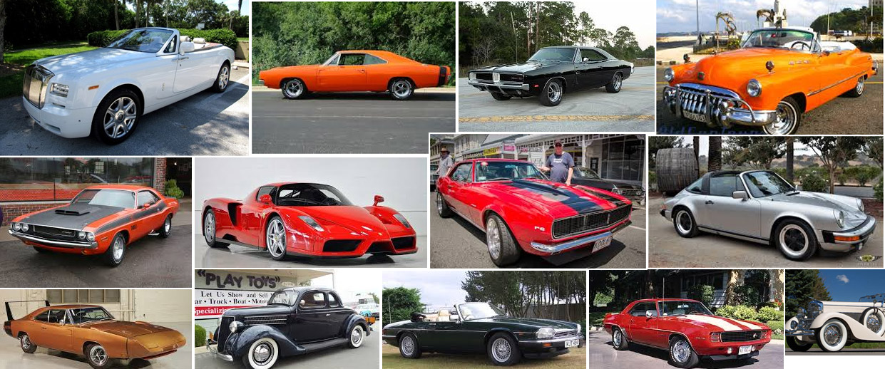 United States Muscle Cars Appraisals