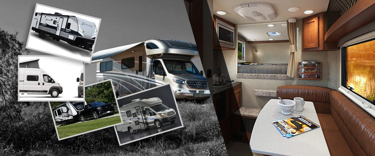 9 Must-See Motor Homes and RV of 2019