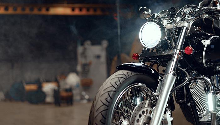 Motorcycle appraisal