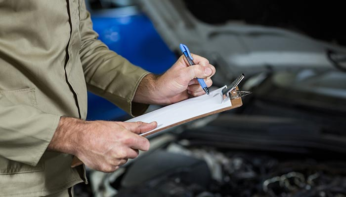appraisal process for your Car