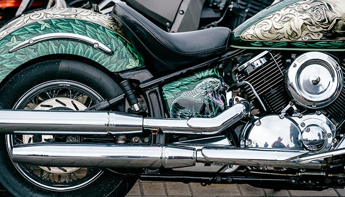 investing classic motorcycles