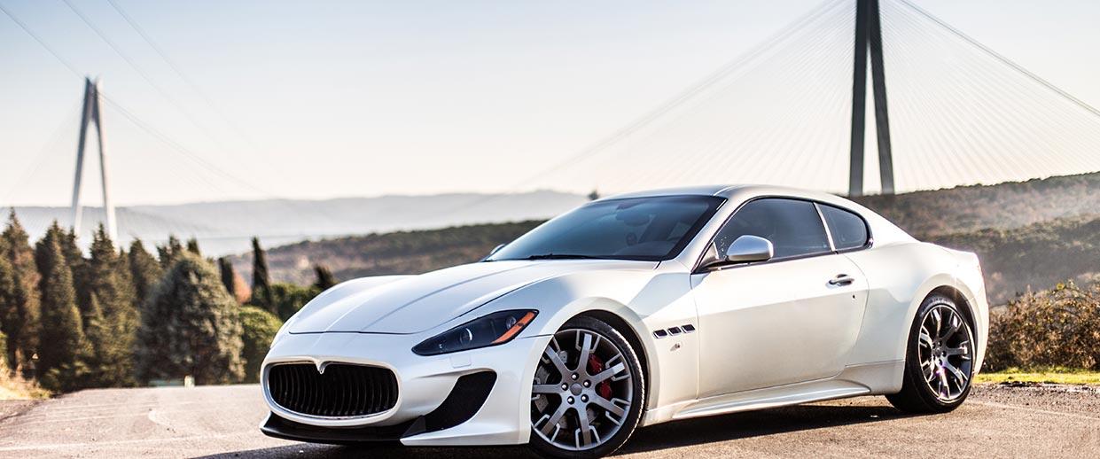Luxury Car Appraisals
